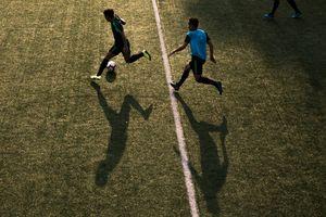 BABAK PERTAMA - Timnas U-23 Indonesia Imbangi Arab Saudi