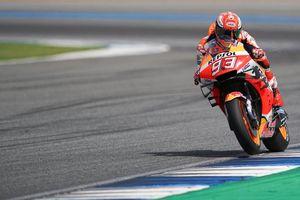 Hasil Kualifikasi MotoGP Jepang 2019 - Kendati Pole Position, Marc Marquez Bilang Honda dalam Kesulitan