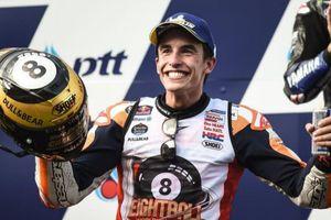 Dominan di MotoGP, Marc Marquez Dapat Tantangan dari Raja WSBK