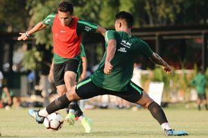 HASIL AKHIR - Timnas U-23 Indonesia Menahan Arab Saudi 1-1
