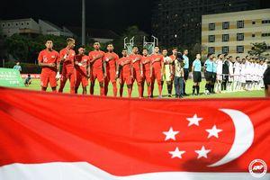 Dunia Sepak Bola Singapura Lagi-lagi Diterpa Kabar Buruk Usai SEA Games 2019