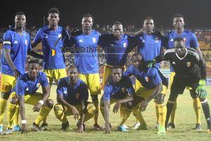 Striker Persib Cetak Gol dan Antarkan Chad Lolos ke Fase Grup Kualifikasi Piala Afrika 2021