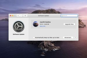 Cara Hapus Notifikasi Software Update macOS Catalina Lewat Terminal