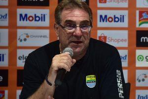 Bhayangkara FC Vs Persib, Ini Pesan Robert Albert untuk Pemain Maung Bandung