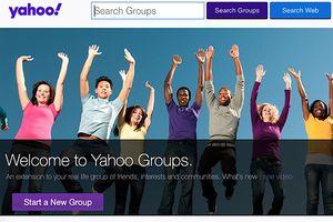 Yahoo Groups Berhenti Beroperasi, Layanan Apa Saja yang Tutup?
