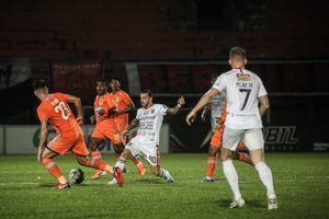 Teco Ungkap Alasan Dibalik kekalahan Bali United dari Borneo FC