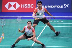 Hasil Final Denmark Open 2019 - Praveen/Melati Raih Gelar Perdana