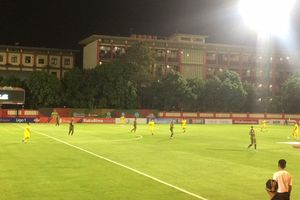 Dua Gol Bruno Matos Bawa Bhayangkara FC Menang atas Tira Persikabo
