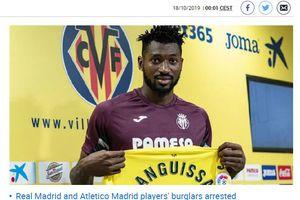 Lagi-lagi Pemain dari Liga Spanyol Menjadi Korban Kemalingan