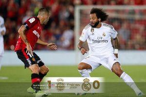 4 Catatan Buruk Kekalahan Real Madrid pada Pekan ke-9 Liga Spanyol