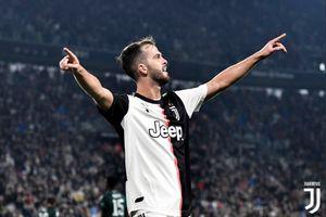 VIDEO - Cetak Gol Konyol, Miralem Pjanic Selamatkan Juventus Dari Kekalahan