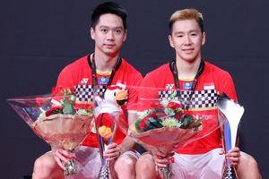 Gagal di Kejuaraan Dunia 2019, Marcus/Kevin Ditarget Yonex Raih Emas Olimpiade Tokyo 2020