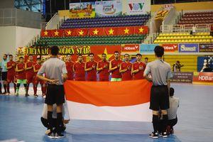 Piala AFF Futsal 2019 - Resmi, Indonesia Bertemu Myanmar di Semifinal