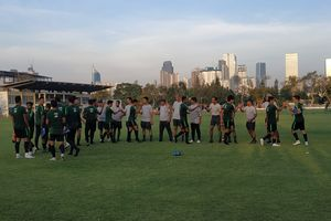 Menuju SEA Games 2019, Timnas U-23 Indonesia Latihan Jangka Panjang