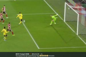 VIDEO - Gara-gara Sepakan Luput Pemain Termahal, Arsenal Gagal Unggul