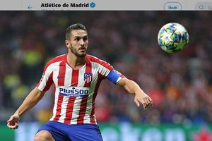Link Live Streaming Atletico Madrid Vs Bayer Leverkusen - Semangat Koke Beri Kemenangan