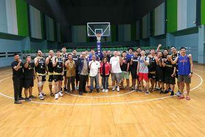 Tim Basket Indonesia Jalani Latihan di Serbia sebelum SEA Games 2019