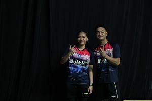 Indonesia International Challenge 2019 - Ghifari/Indah Ungkap Kunci Atasi Unggulan Teratas