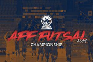 Jadwal Semifinal Piala AFF Futsal 2019, Timnas Indonesia Lawan Siapa?