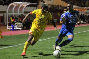 Bruno Matos Ogah Bandingkan Bhayangkara FC dengan Persija Jakarta