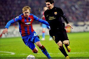Terakhir Kali Barcelona Tandang ke Rep Ceska, Lionel Messi Hattrick