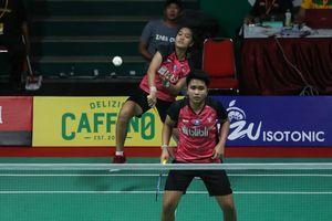 Indonesia International Challenge 2019 - Nita/Putri Masih Penyesuaian