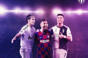 VIDEO - Gol Menit 3 Bawa Messi Samai Ronaldo Punya Prestasi Langka di Liga Champions