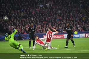 Kemenangan Chelsea atas Ajax Nodai Catatan Mentereng Tuan Rumah