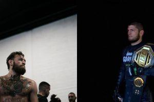 Khabib Nurmagomedov Beri Pesan ke Conor McGregor Saat Umumkan Persiun dari Dunia UFC