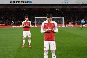 Arsenal Lepas Tangan dengan Aksi Mesut Oezil Bela Muslim Uighur di China