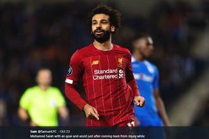 Gacor Bersama Liverpool, Mohamed Salah Masih Belum Bisa Bikin Curi Perhatian  Fan Liverpool