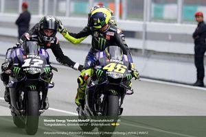 Bos Yamaha: Vinales Akan Menang Jika MotoGP Qatar Digelar, Rossi...