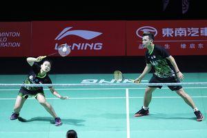Hasil Hong Kong Open 2019 - Ditikung Peraih Perak Olimpiade Rio 2016, Rinov/Pitha Tersingkir