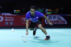 Hasil Hong Kong Open 2019 - Tuntaskan Revans, Anthony Maju ke Babak Kedua