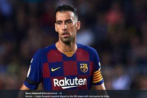 Selain Jadi Fans Messi, Quique Setien Juga Idolakan Sergio Busquets