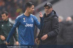 Mantan Pemain Juventus Sebut Cristiano Ronaldo Adalah Sumber Masalah bagi Maurizio Sarri