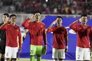 Kalah dari China, Indonesia Jumpa Malaysia di Semifinal ASFC 2019