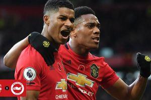 Jawaban Marcus Rashford Dengar Jadon Sancho Dikejar Manchester United