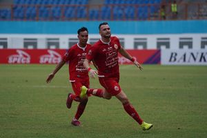Pelatih Borneo FC Puji Empat Gol Persija yang Dicetak Marko Simic