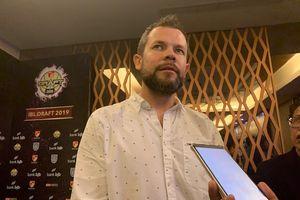 Prawira Bandung Jelaskan Perihal Status Kontrak Giedrius Zibenas