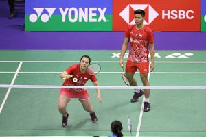 Hong Kong Open 2019 - Praveen/Melati Akui Banyak Bikin Kesalahan