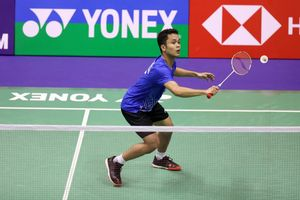 Jadwal Hong Kong Open 2019 - Derbi Indonesia di Tunggal Putra