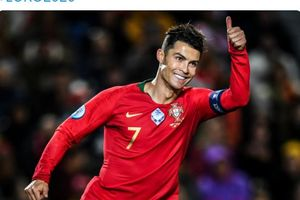 Link Live Streaming Luksemburg vs Portugal - Ronaldo Wajib Menang Demi Lolos!