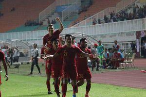 Timnas U-23 Indonesia Vs Iran - Garuda Nusantara Kantongi Modal Berharga Jelang SEA Games 2019