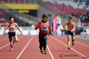 Karisma Evi Tiarani, Pemecah Rekor Dunia Para Atletik dari Indonesia