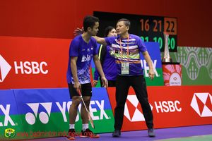 Rekap Final Hong Kong Open 2019 - 2 Wakil Indonesia Pulang Tumbang