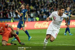 Kosovo Vs Inggris - The Three Lions Sementara Unggul 1-0 di Babak I