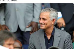 Jose Mourinho Jilat Ludahnya Sendiri dengan Resmi Gabung Tottenham Hotspur