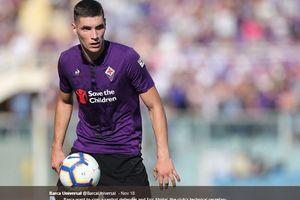 Cari Bek Baru, Barcelona Bidik Bek Fiorentina Titisan Nemanja Vidic