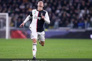 Alasan Kebugaran, Ronaldo Bakal Absen Bela Juventus Kontra Atalanta